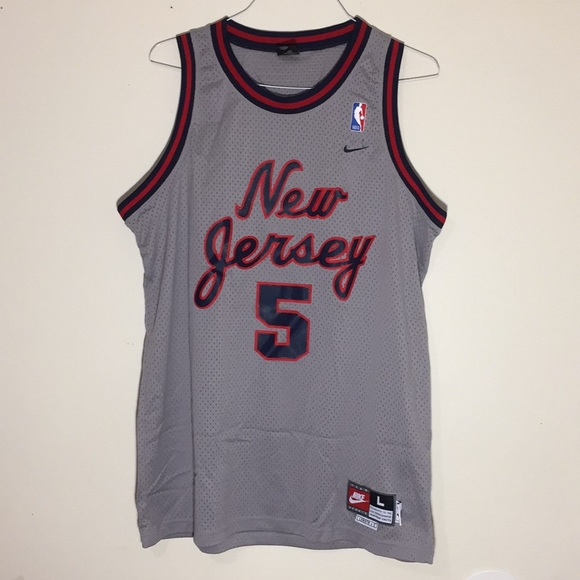 368596c4ea8 🔥Vintage New Jersey Nets Jason Kidd NBA Jersey. M_5beba004c9bf5094a4a3b030